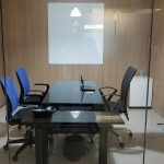 small meeting rooms- 4 seater cabin