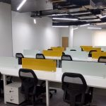 shared cowroking office space near Toshiba Office bengaluru
