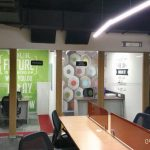 co working shared office space Graphite India Main Rd bengaluru