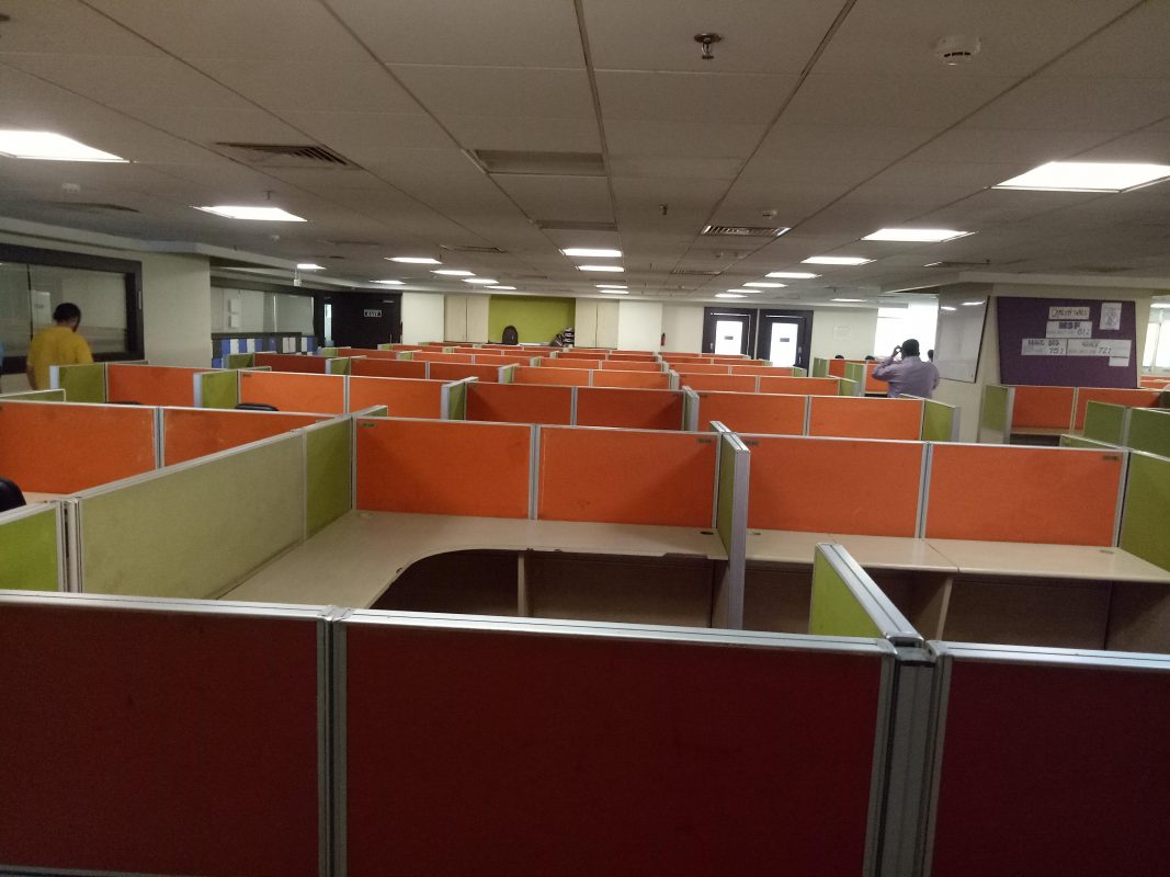 Call Center seats in MIDC Mahape – OfficeBing