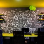 cool creative coworking spaces for startups