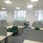 shared serviced office space in powai